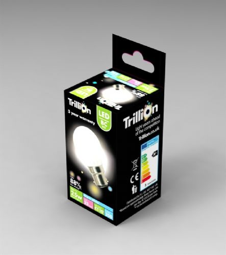 LED Golfball Lightbulbs
